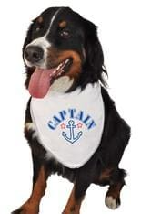 Personality Dog Bandanas Make Your Doggie Part of the Conversation