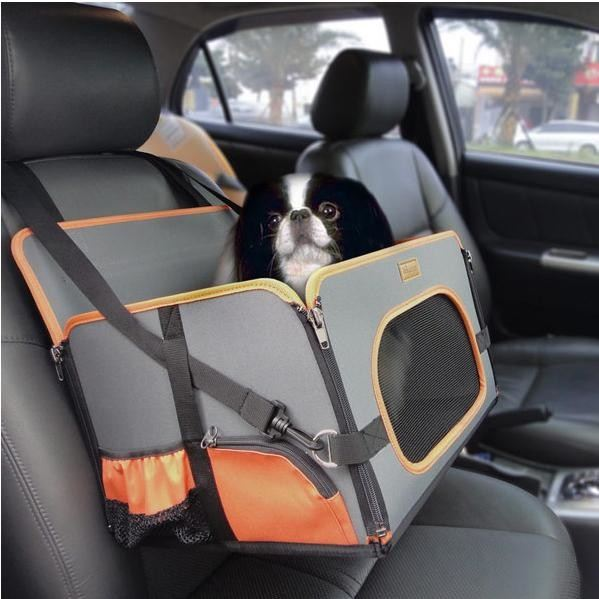Dog Car Seats & Boosters
