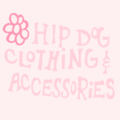 Hip Trendy Dog Clothes Boutique Logo