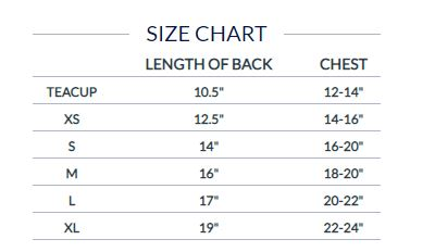 Gray Football Sweatshirt Size Chart