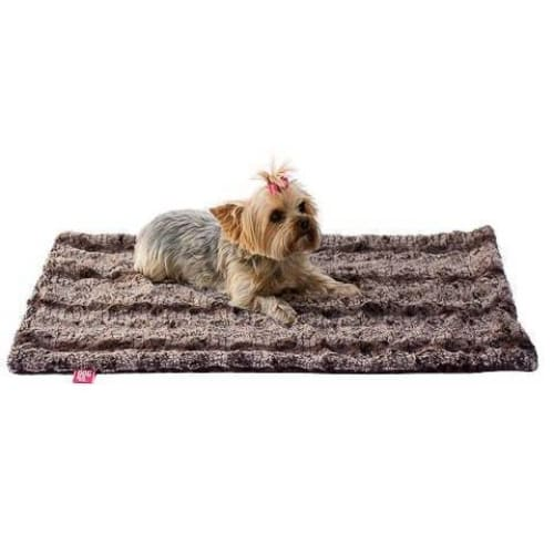 Alligator Minkie Binkie Dog Blanket - 1