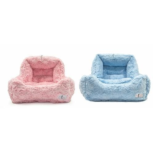 Bella Dog Bed Pink by Hello Doggie - 2