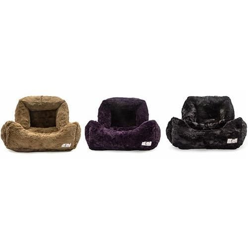 Bella Dog Bed Royal Purple by Hello Doggie - Luxury Dog Beds - 2