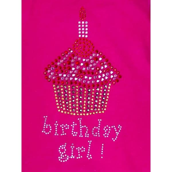 Birthday Girl Cupcake Dress for Dogs - Dog Birthday - 3