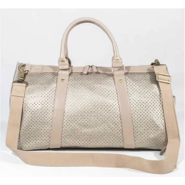 BK Atelier Mia Champagne Dog Carrier Kennel - Dog Travel Kennels - 4