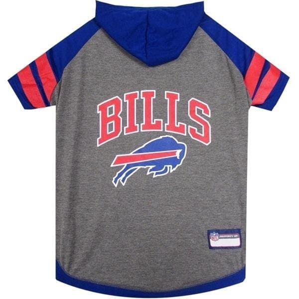 Buffalo Bills Hoody Dog Tee - 1