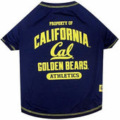 California Berkeley Dog Shirt - College Dog Shirts - 1