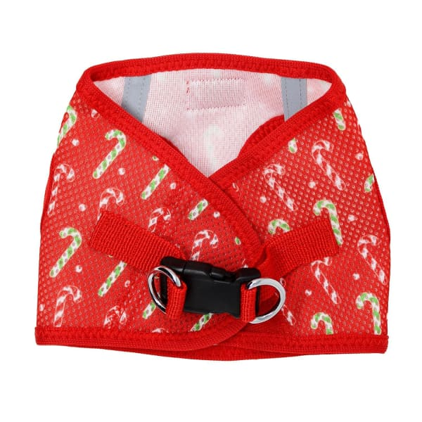 Candy Canes Holiday Harnesses for Dogs - Christmas For Dogs - 4