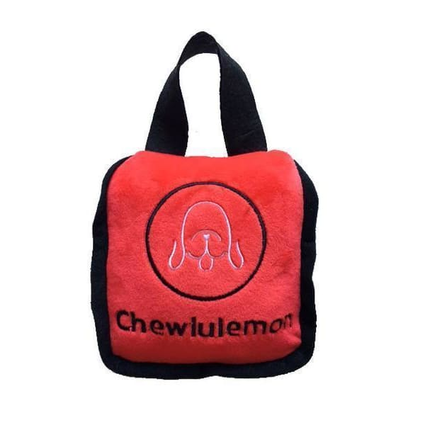 Chewlulemon Bag Plush Dog Toy - 2