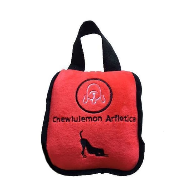 Chewlulemon Bag Plush Dog Toy - 1