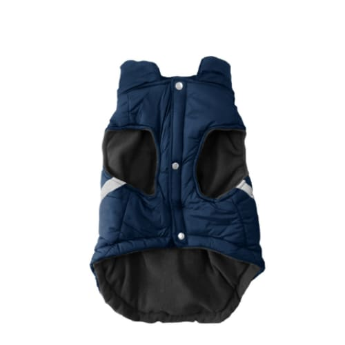 Chicago Bears Pet Puffer Vest for Dogs - NFL Pet Puffer Vest for Dogs - 2