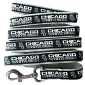 Chicago White Sox Dog Leash Ribbon - MLB Dog Leashes - 1