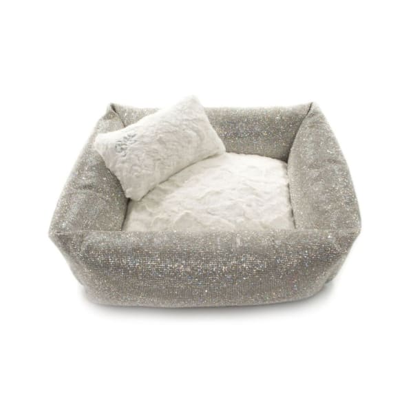 Crystal Couture Dog Bed Imperial - Luxury Dog Beds - 1