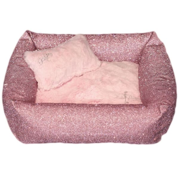 Crystal Couture Dog Bed Prima Donna - Luxury Dog Beds - 2