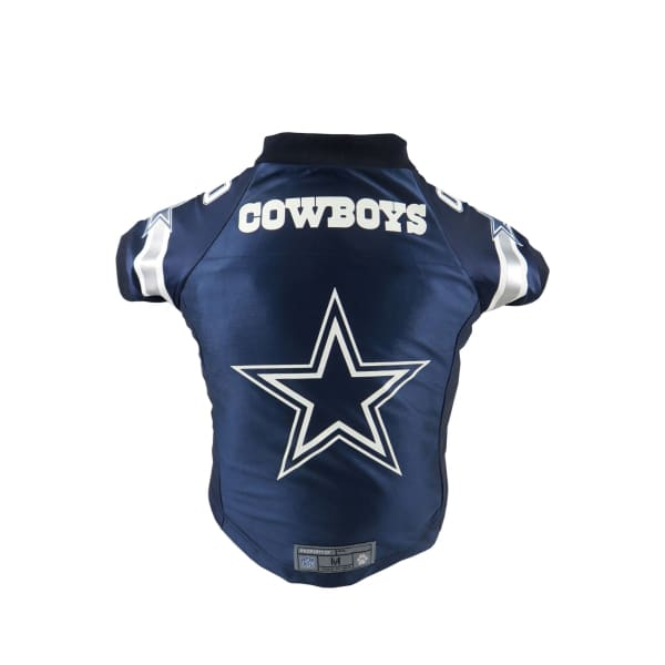 Dallas Cowboys Dog Jersey PREMIUM - NFL Dog Jerseys - 1