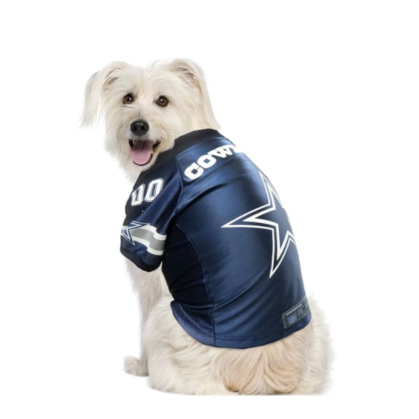 Dallas Cowboys Dog Jersey PREMIUM - NFL Dog Jerseys - 3