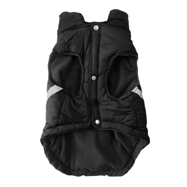 Detroit Lions Pet Puffer Vest for Dogs - NFL Pet Puffer Vest for Dogs - 2