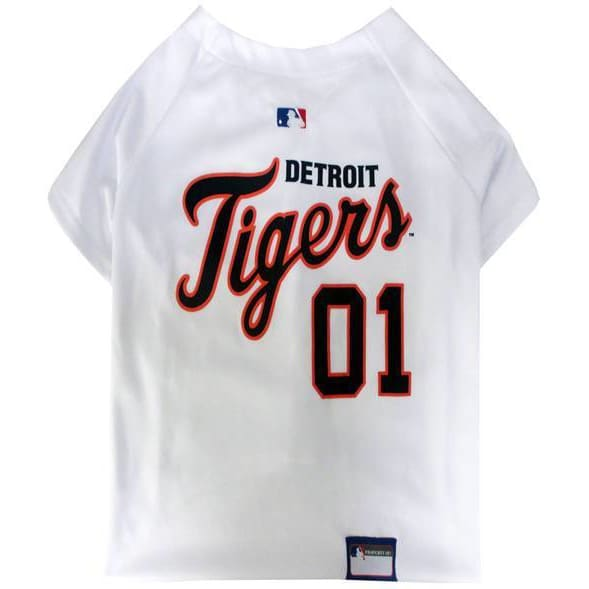 Detroit Tigers Dog Jersey - 1