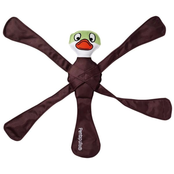 Duck Pentapull Dog Toy - 2