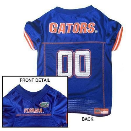 Florida Gators Dog Jersey - 1