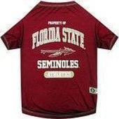 Florida State Dog Shirt - College Dog Shirts - 1