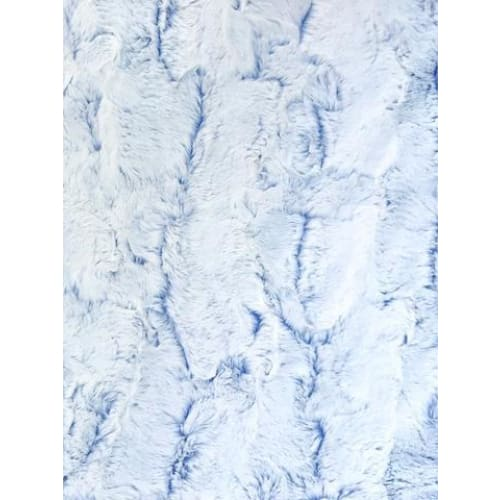 Frosted Cornflower Minkie Binkie Blanket for Dogs - Dog Blankets - 4