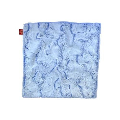Frosted Cornflower Minkie Binkie Blanket for Dogs - Dog Blankets - 2