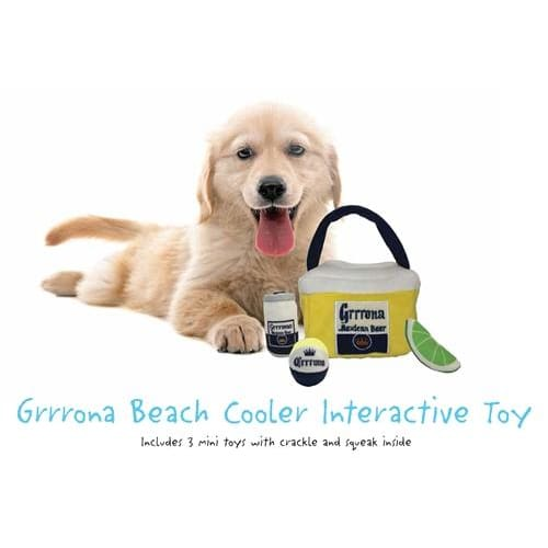 Grrrona Cooler Interactive Toy for Dogs - 1
