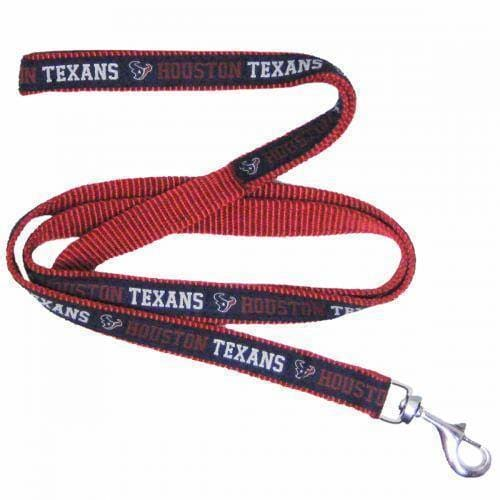 Houston Texans Dog Leash Ribbon - 1