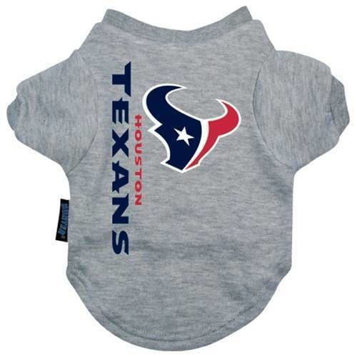 Houston Texans Dog Tee Shirt - 1