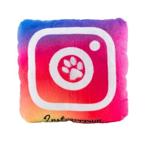 Instagrrram Plush Dog Toy - Plush Dog Toys - 1