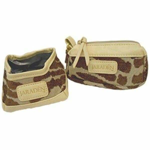Jaraden Le Petit Travel Dog Bowl Set Brown Shacara - Dog Carrier Accessories - 1