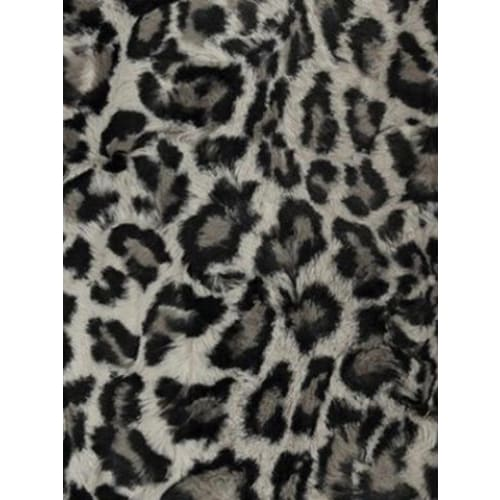 Leopard Steel Minkie Binkie Blanket for Dogs - Dog Blankets - 3