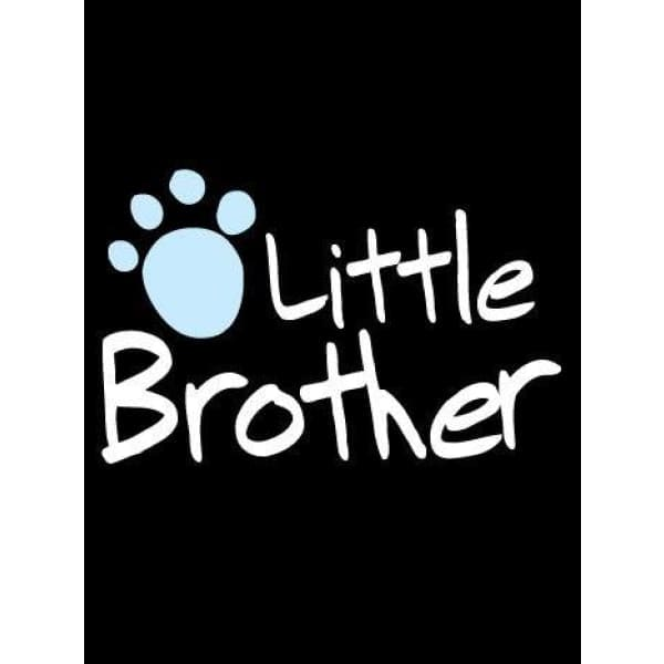 Little Brother Dog Shirt - Personality Dog Shirts - 3