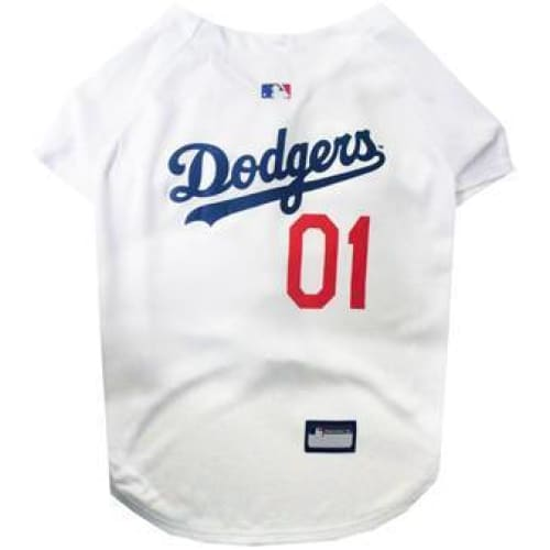 Los Angeles Dodgers Dog Jersey - MLB Dog Jerseys - 1