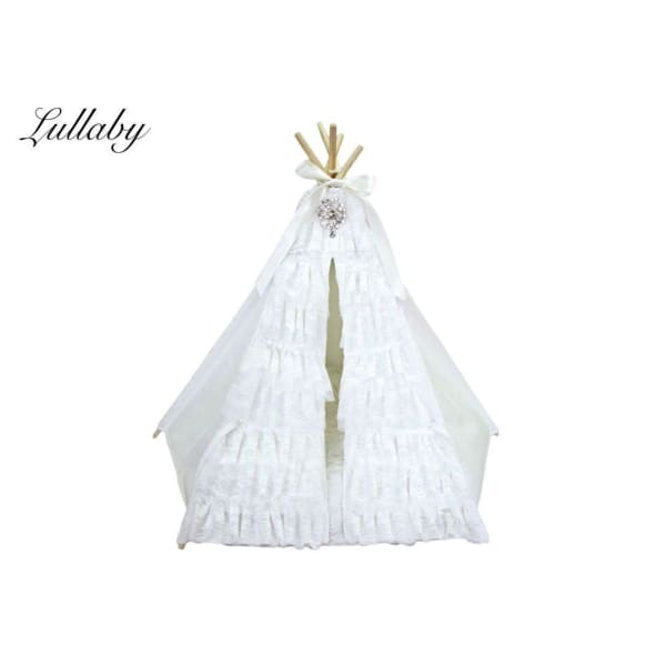Lullaby Teepee for Dogs - Tent Dog Beds - 2