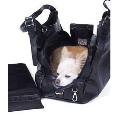 Mia Michelle Sadie Pet Carrier - Purse Dog Carriers - 6