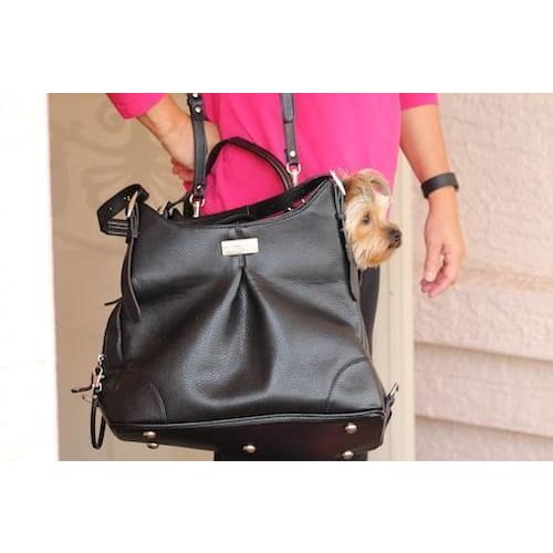 Mia Michelle Sadie Pet Carrier - Purse Dog Carriers - 3