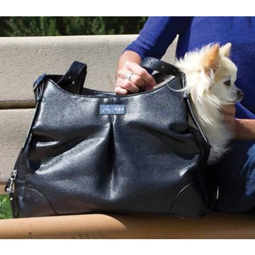 Mia Michelle Sadie Pet Carrier - Purse Dog Carriers - 2