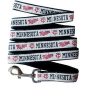 Minnesota Twins Dog Leash Ribbon - 1