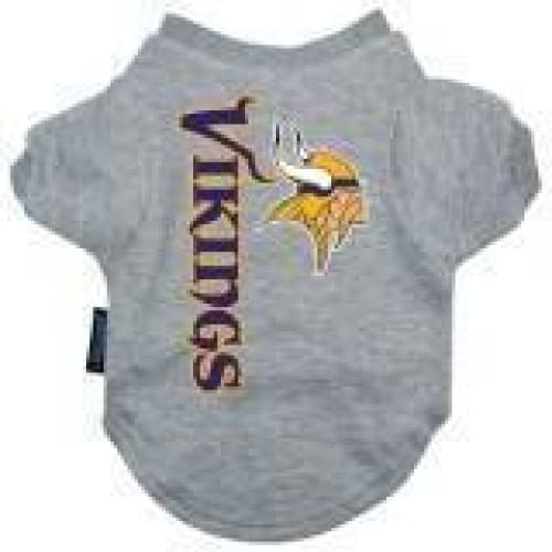 Minnesota Vikings Dog Tee Shirt - 1