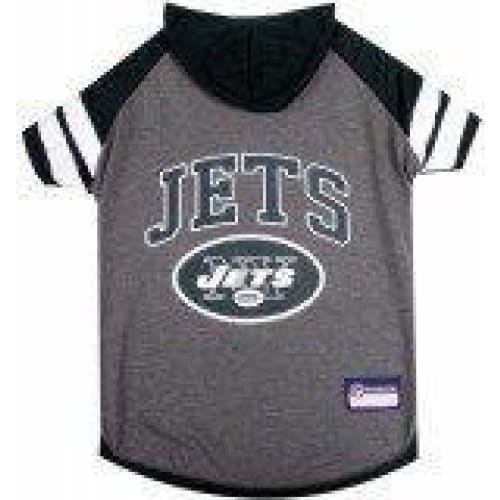 New York Jets Hoody Dog Tee - 2