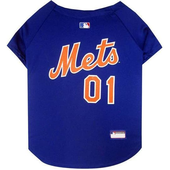 New York Mets Dog Jersey - 1