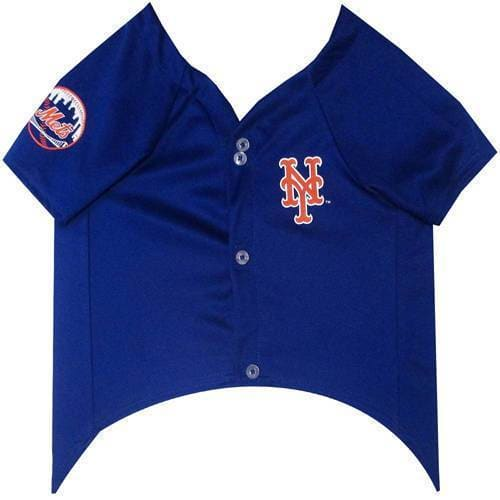 New York Mets Dog Jersey - 2