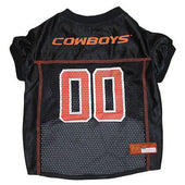 Oklahoma State Cowboys Dog Jersey - 1