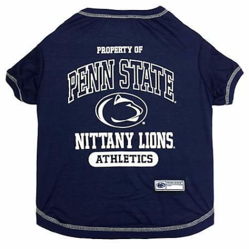 Penn State Dog Shirt - College Dog Shirts - 1