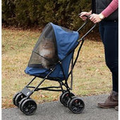 Pet Gear Travel Lite Pet Stroller - Navy - 1