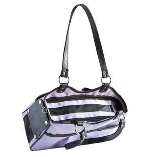 Petote Metro 2 Dog Carrier Lilac - 2