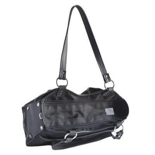 Petote Metro Classic Dogs Carrier Black Sable - 2