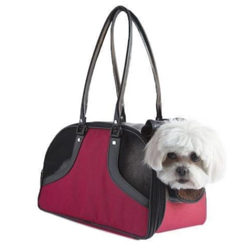 Petote Red Roxy Dogs Carrier - 3